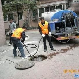 诸暨专业管道疏通清洗清淤诸暨化粪池清理 管道检测