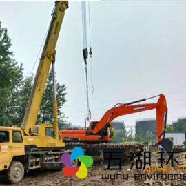 2017年热销-【湖北小型沉淀池清淤设备】【清淤机械】厂家
