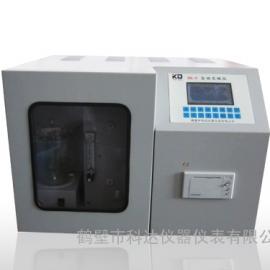 河南自动定硫仪,煤炭实验室常用的分析仪器