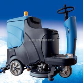 江西学校医院商场大卖场用驾驶式洗地吸干机
