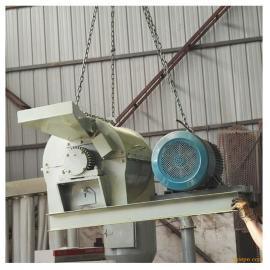 木粉机 均匀细度真实细度 裕强机械刨花木粉机