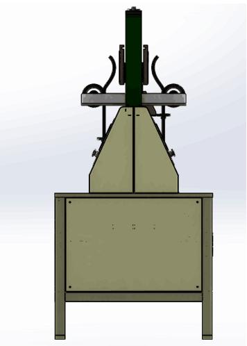 供应柔性运动拖链电缆扭转试验机
