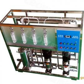 上海大河人家500L/H二级工业纯水设备;双级反渗透设备;