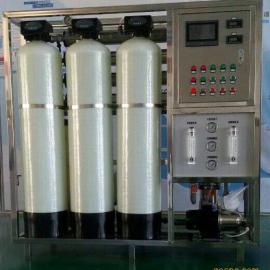大河人家DH-1T/H工业反渗透设备;反渗透纯水设备 ;工业纯水设备