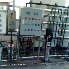 上海大河人家2T/H工业反渗透设备;工业纯水装置;反渗透水处理设
