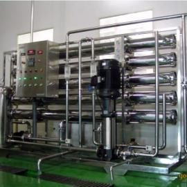上海松江3T/H双级反渗透设备;反渗透水处理设备;工业纯水装置