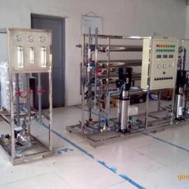 南京5T/H工业反渗透设备;反渗透纯水设备;反渗透水处理设备;反