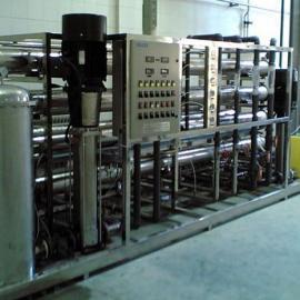 大河人家10T/H工业纯水设备;工业反渗透设备;反渗透水处理设备