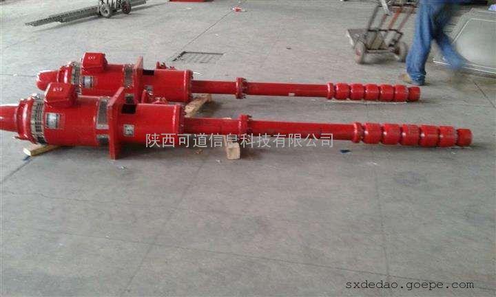 陕西立式长轴消防泵厂家直销