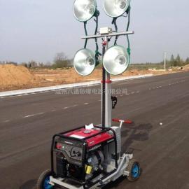 BT6000F移动照明车/全方位自动升降工作灯,金卤灯光源大型照明车