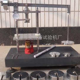 电工套管压力试验机结构MTSS-1型