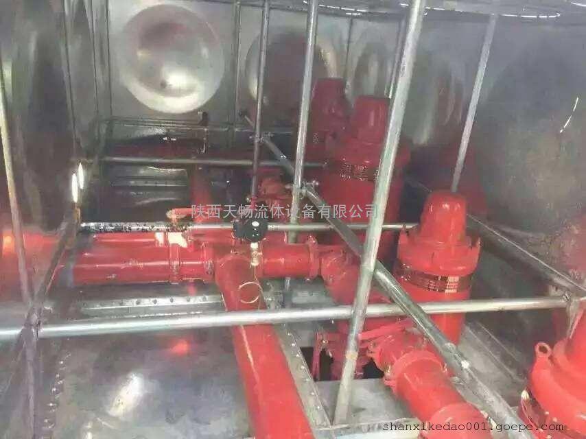 上海凯泉水泵渭南办事处
