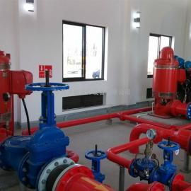 西安长轴消防泵安装