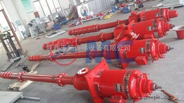 西安干式电机消防泵价格