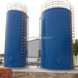 UASB厌氧发生器处理啤精废水
