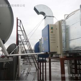 惠州环保公司 惠州废气处理之厨房油烟治理工程