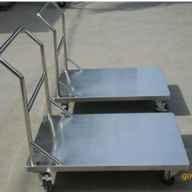 GJ100平板折叠手推车不锈钢手推车厂家直销