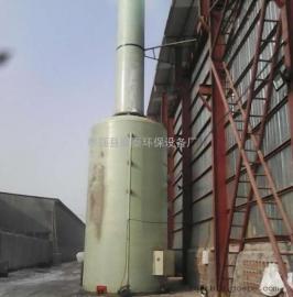 Φ3000安全玻璃酸雾吸收塔出产厂家