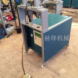 畜牧围栏管材切弧机床架制做设备