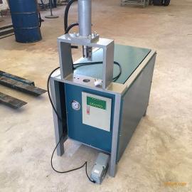 广西方管不锈钢锁孔冲孔机液压高速冲床适用于方管打孔