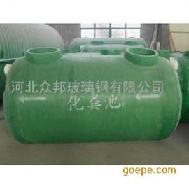 玻璃钢缠绕化粪池@厕所改造专用化粪池@玻璃钢化粪池生产厂家