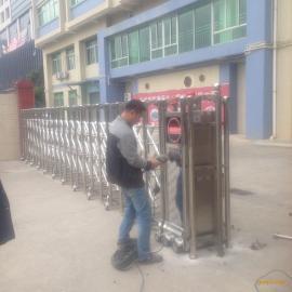 吉安电动门厂家吉安安装电动伸缩门价格便宜厂家