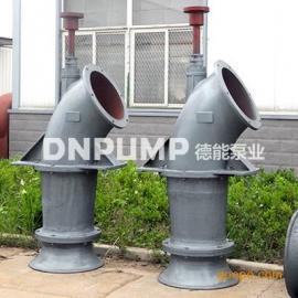 流域内排水泵站_ZLB立式轴流泵