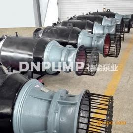 轴流泵基本结构和作用