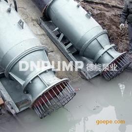 混流泵与轴流泵的区别简述