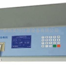 X荧光油品硫分析仪符合GB/T17040和GB/T11140