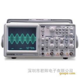 台湾固玮 GOS-6000系列 模拟示波器