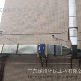 惠州环保公司 惠州废气处理之工厂厨房油烟治理工程