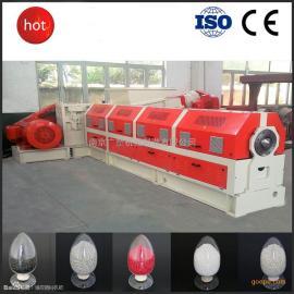 南京120单螺杆造粒机塑料薄膜造粒机
