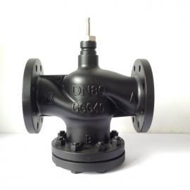 西门子比例积分电动调节阀VVF42系列VVF42.100