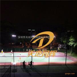 户外球场照明灯|LED室外羽毛球场照明灯
