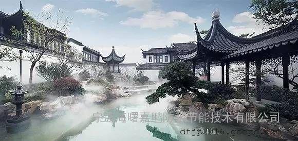 浙江冷雾系统