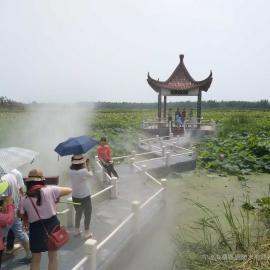 丽水喷雾景观系统-景观造雾设备-丽水景区园林工程造价