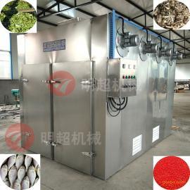 明超大型384盘�犸L循�h烘箱 高效食品果蔬烘干机厂家