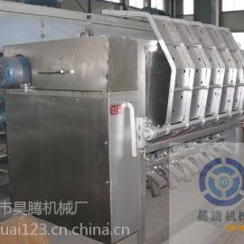 中型卧式羊脱毛机优质生产厂家昊腾机械