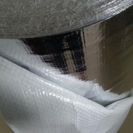 现货上海奉贤区铝塑膜1米1.2m1.5米2m铝塑膜编织布镀铝膜镀铝编织