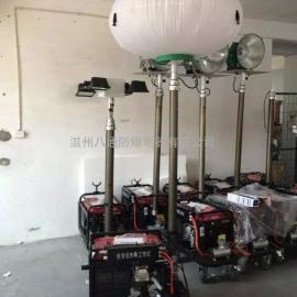 BT6000D广告拍摄移动照明车,1000,2000W金卤灯,月球照明车