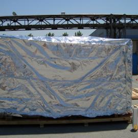 济南工业真空袋铝塑膜包装袋大号铝膜包装袋定制电梯包装膜