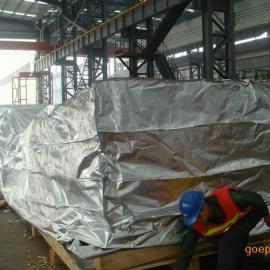 珠海铝箔袋真空袋方形袋深圳出口大型机械设备防潮编织袋定做
