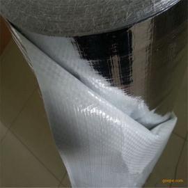 现货加厚编织布镀铝膜铝塑纸编织膜18丝1-2米