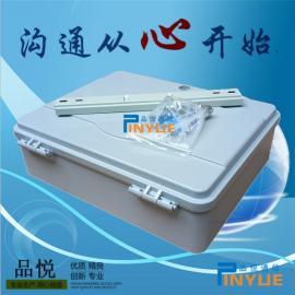 64芯光纤分光箱-插片式64芯光纤分光箱生产厂家