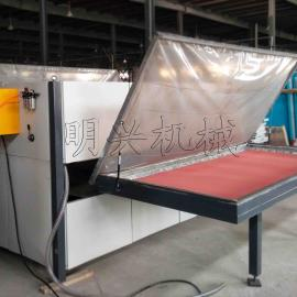 生产货架木纹转印机 滕州木纹转印机厂家直销 欢迎考察
