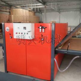 防火门钢木门真空木纹转印机 MX-1700新产品