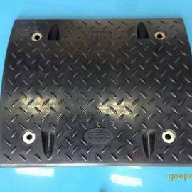 橡胶减速带 PXR-LG1 大圆弧减速垄 深圳减速带厂家