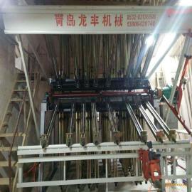 20排气动翻转拼板机.拼板机 青岛龙丰伟业机械有限公司