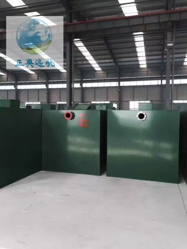 小型医院污水处理设备厂家方案设计